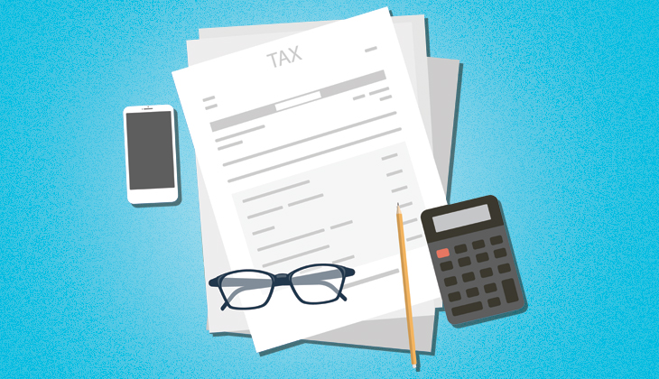 Taxes Illustration