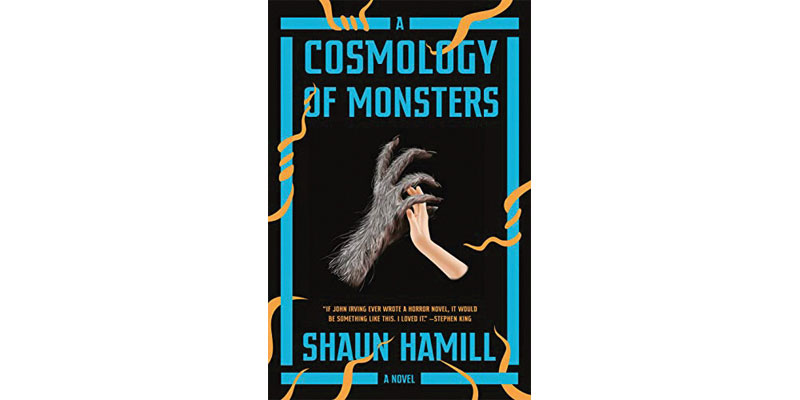 Book cover for A Cosmology of Monsters