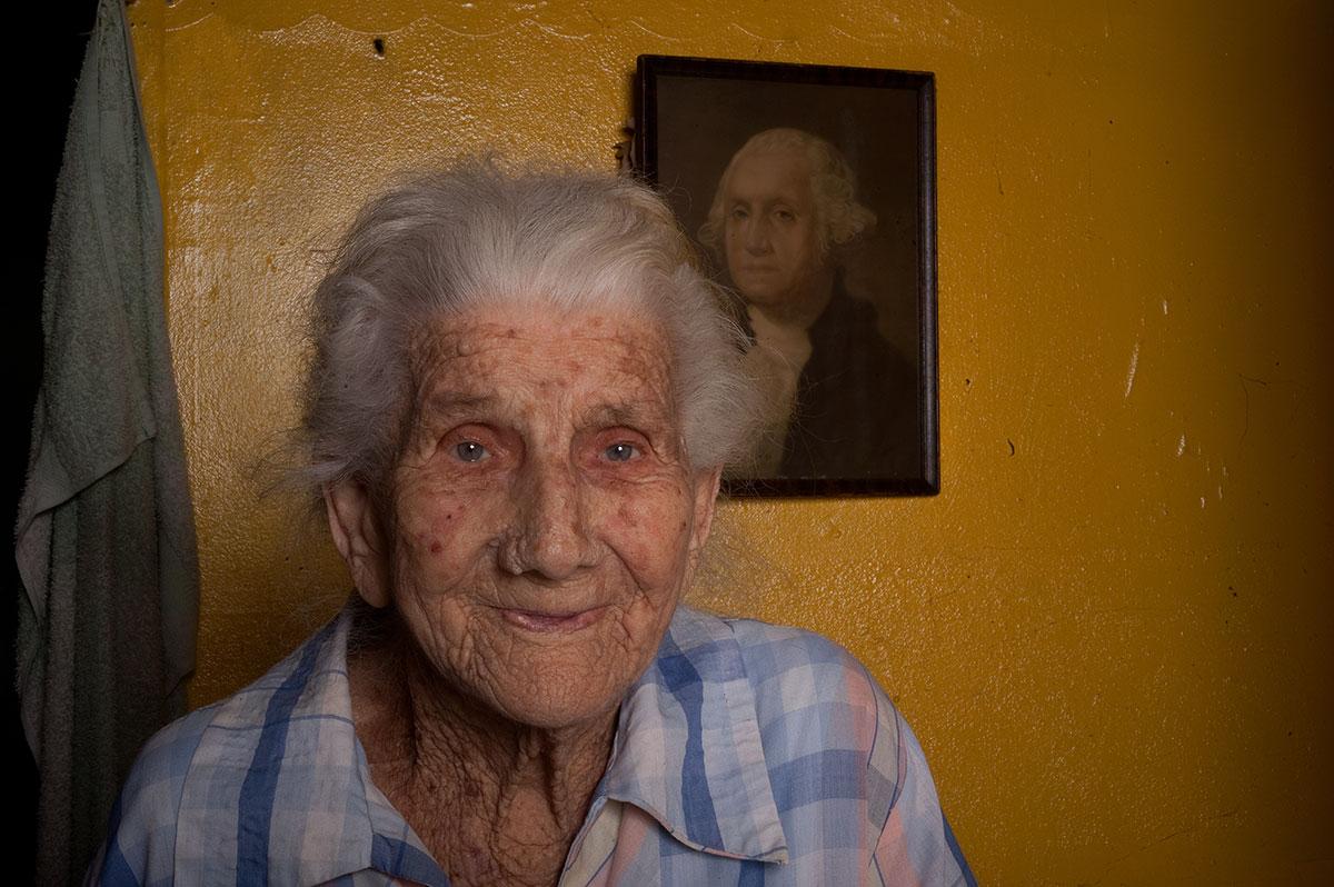 Barbara, 103 Years Old