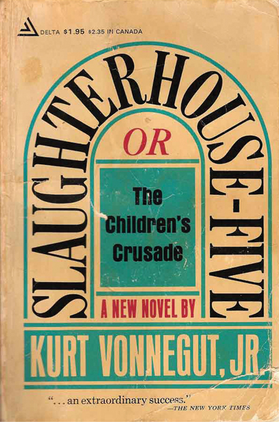 Slaughterhouse-Five First Edition Cover
