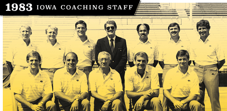 1983 Coaching Staff