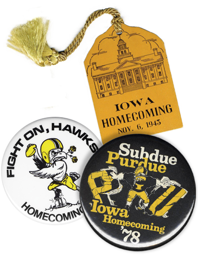 Homecoming Buttons